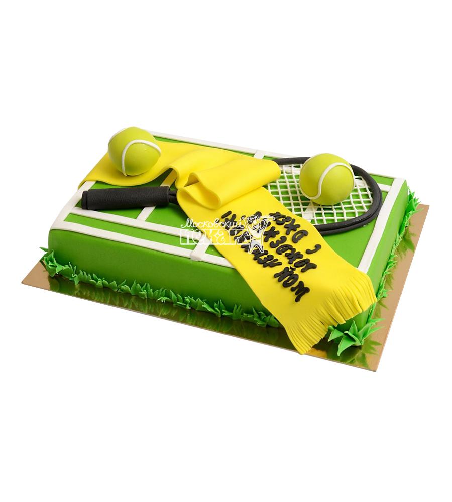 №1566 Торт теннис