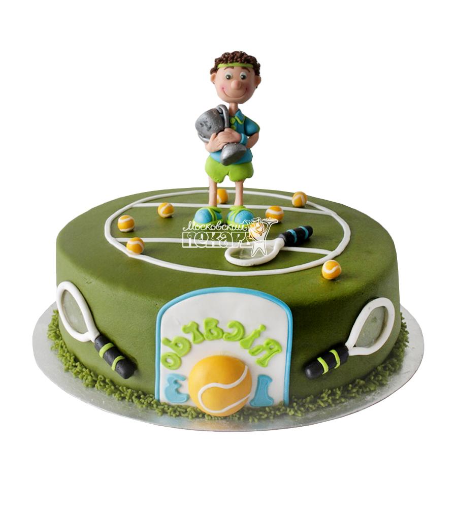 №1567 Торт теннис