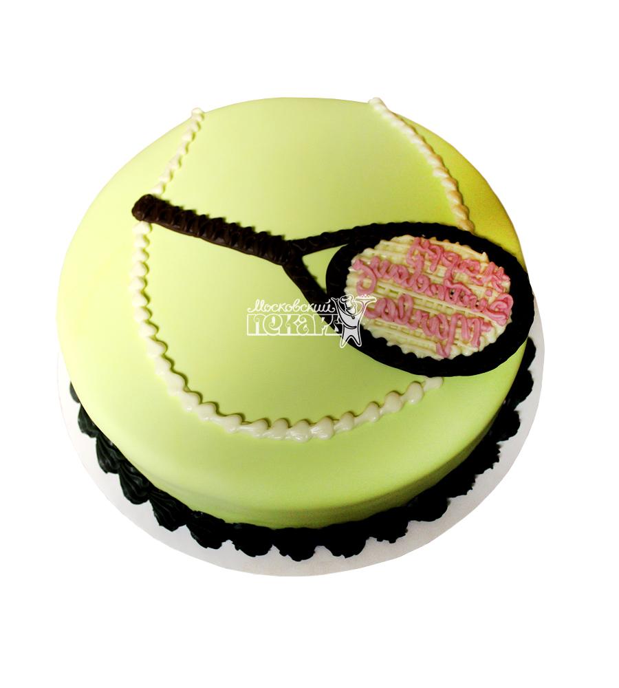 №1569 Торт теннис