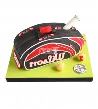 №1570 3D Торт теннис