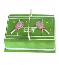 №1571 Торт теннис