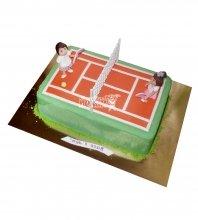 №1573 Торт теннис