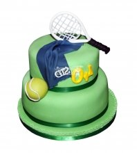 №1576 Торт теннис