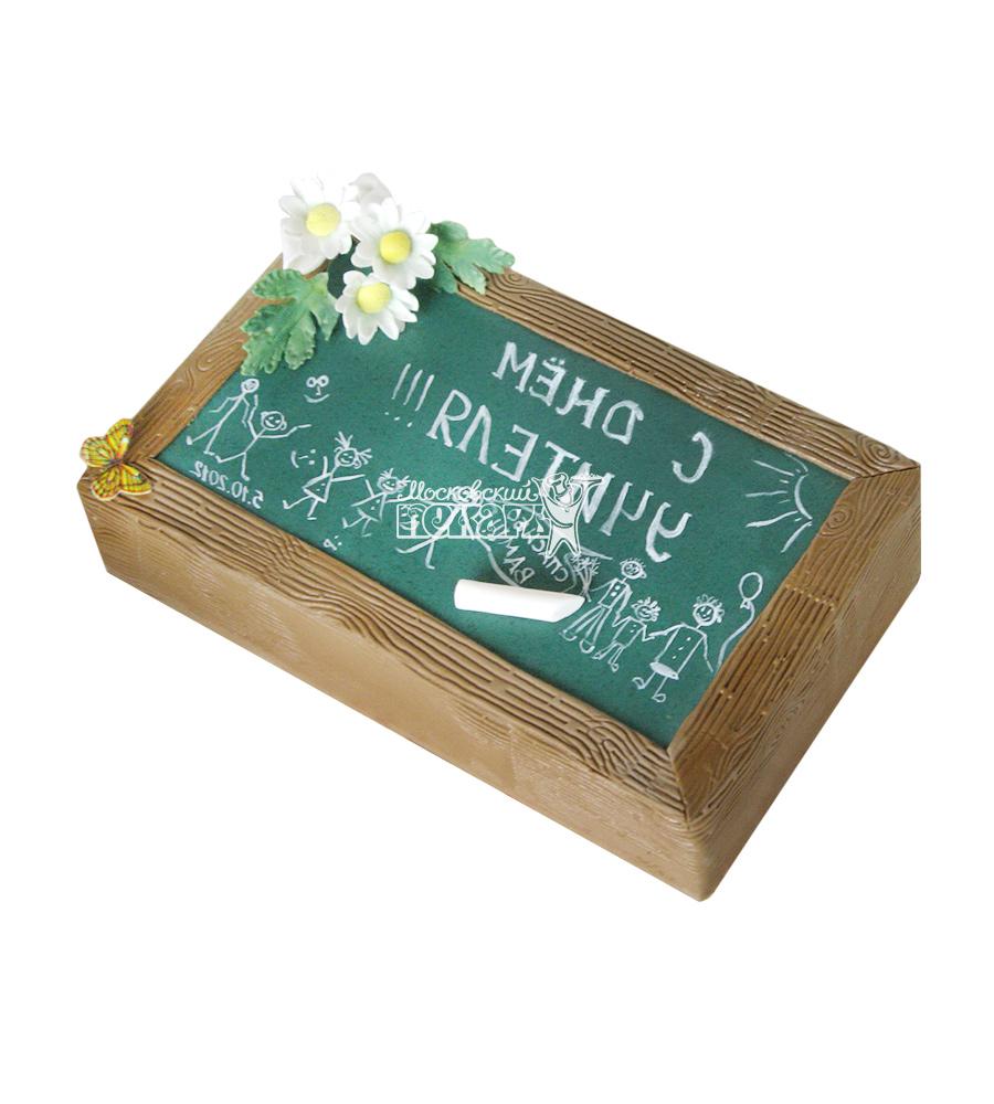 №1578 Торт учителю