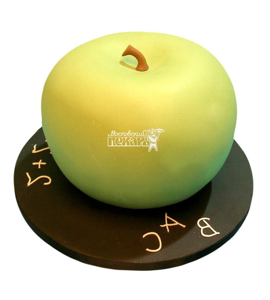 №1579 3D Торт учителю