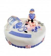 №1594 Торт фитнес
