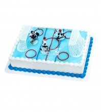 №1596 Торт хоккей