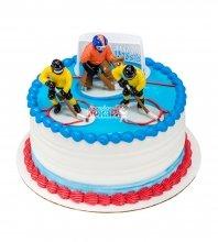 №1597 Торт хоккей