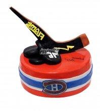 №1601 Торт хоккей