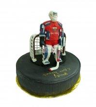 №1608 Торт хоккей