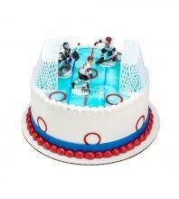 №1609 Торт хоккей