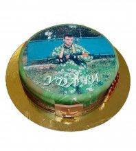 №1615 Торт на проводы в армию