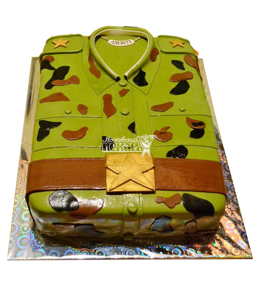 №1617 Торт военному