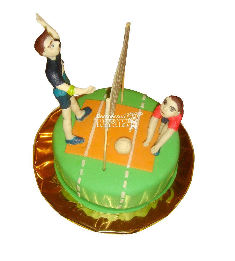 №1623 Торт волейбол
