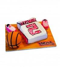 №1626 Торт баскетбол
