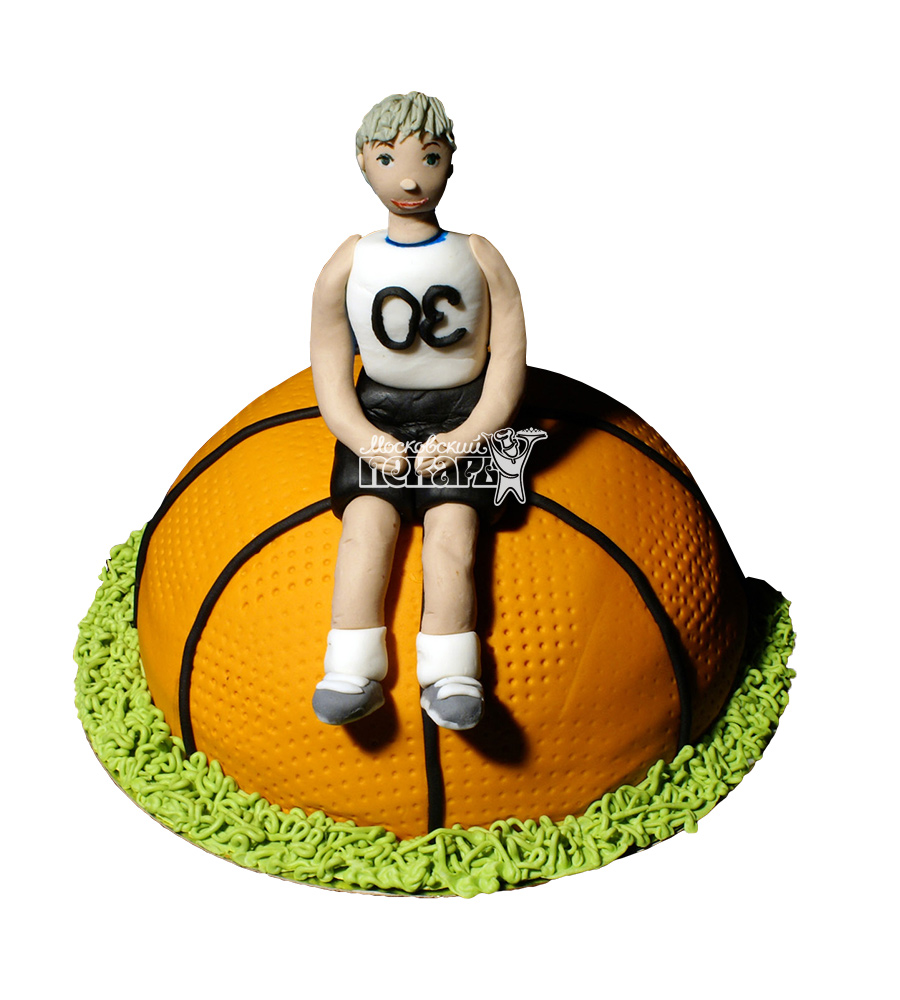 №1628 Торт баскетбол