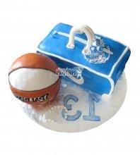 №1632 Торт баскетбол