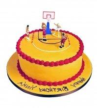 №1634 Торт баскетбол
