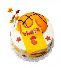 №1636 Торт баскетбол