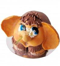 №1648 3D Торт для мамы