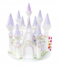 №1699 3D Торт замок