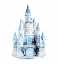 №1700 3D Торт замок