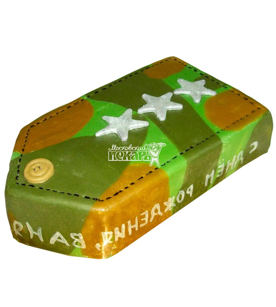 №1758 Торт погоны