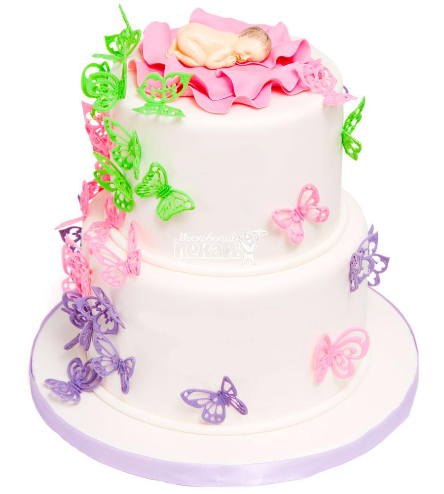 №1759 Детский торт на рождение