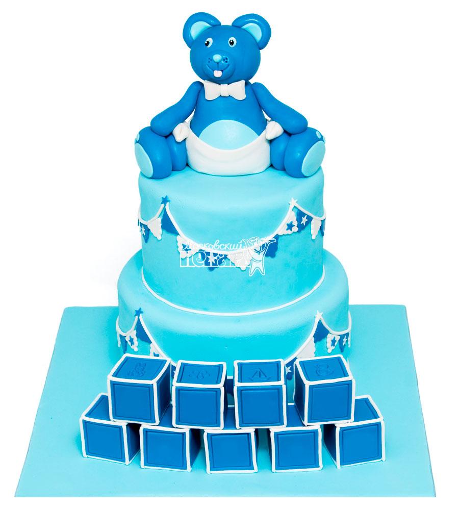 №1761 Детский торт на рождение