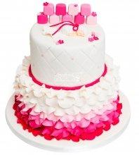 №1762 Детский торт на рождение