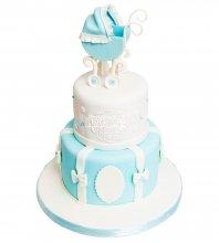 №1763 Детский торт на рождение