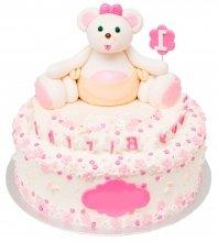 №1764 Детский торт на 1 годик
