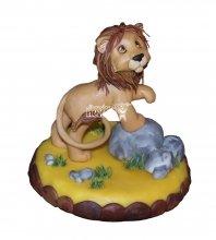 №1772 3D Торт Король Лев