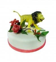 №1802 Торт Король Лев