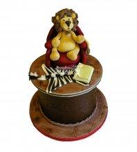 №1806 Торт Король Лев