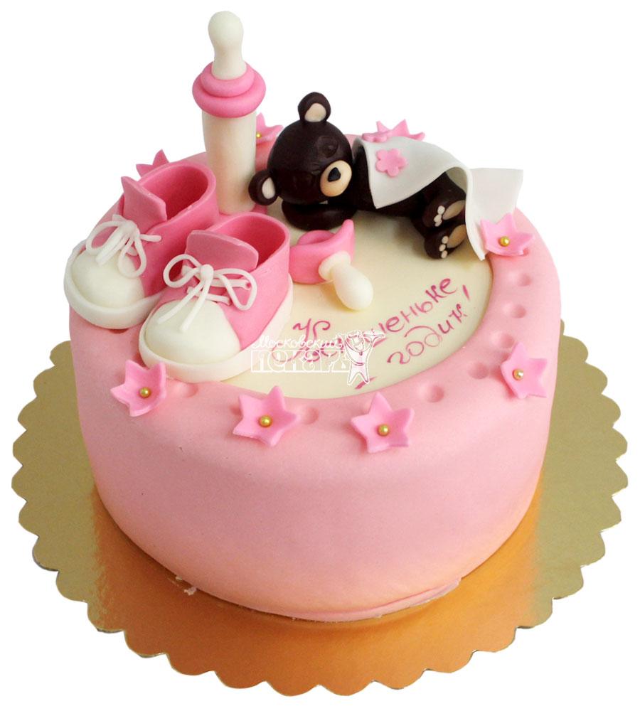 №1830 Детский торт на 1 годик