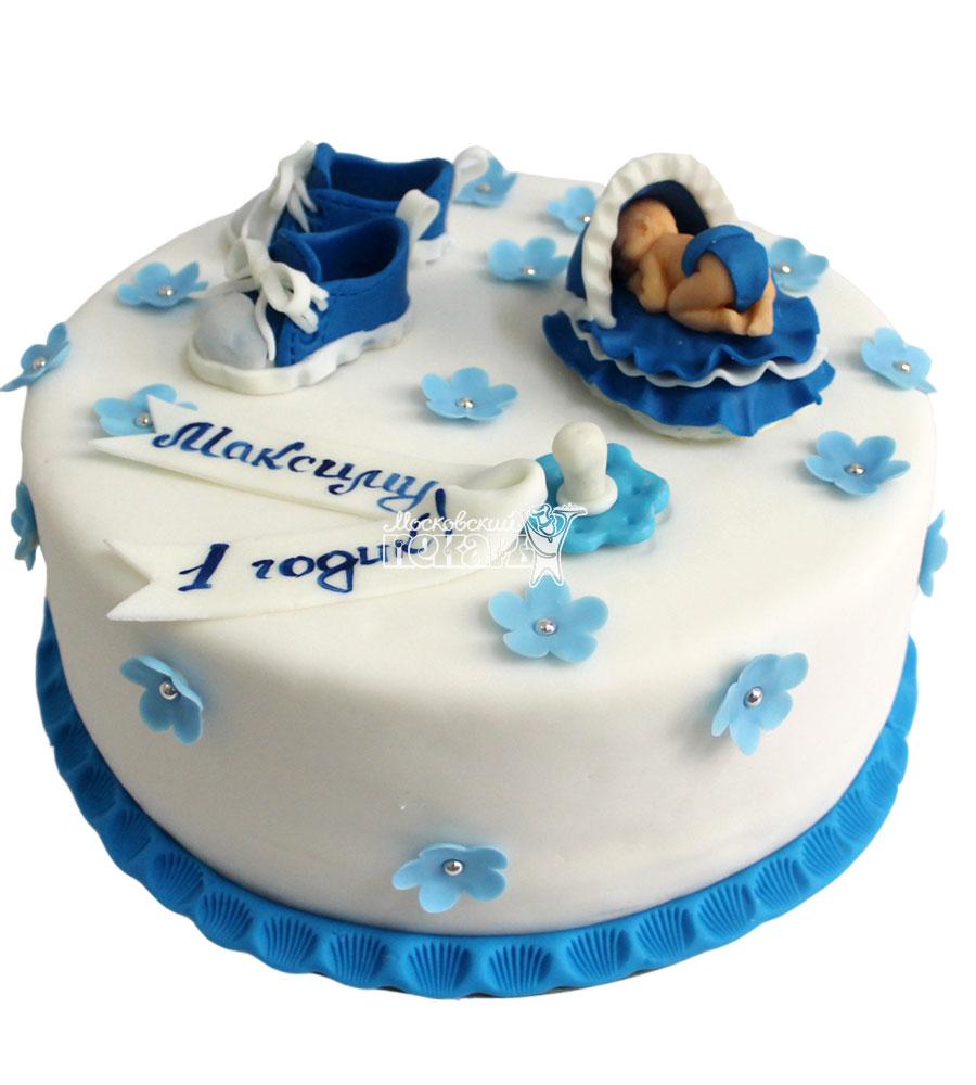 №1834 Детский торт на 1 годик