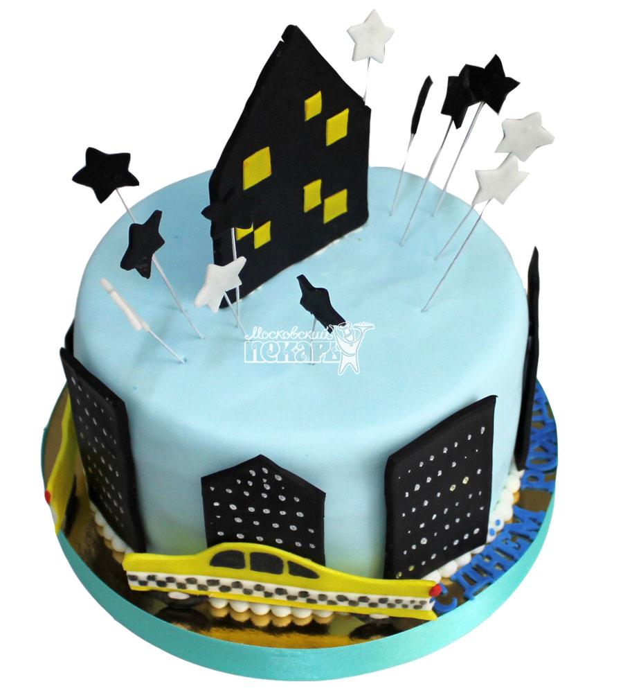 №1838 Торт на день рождения