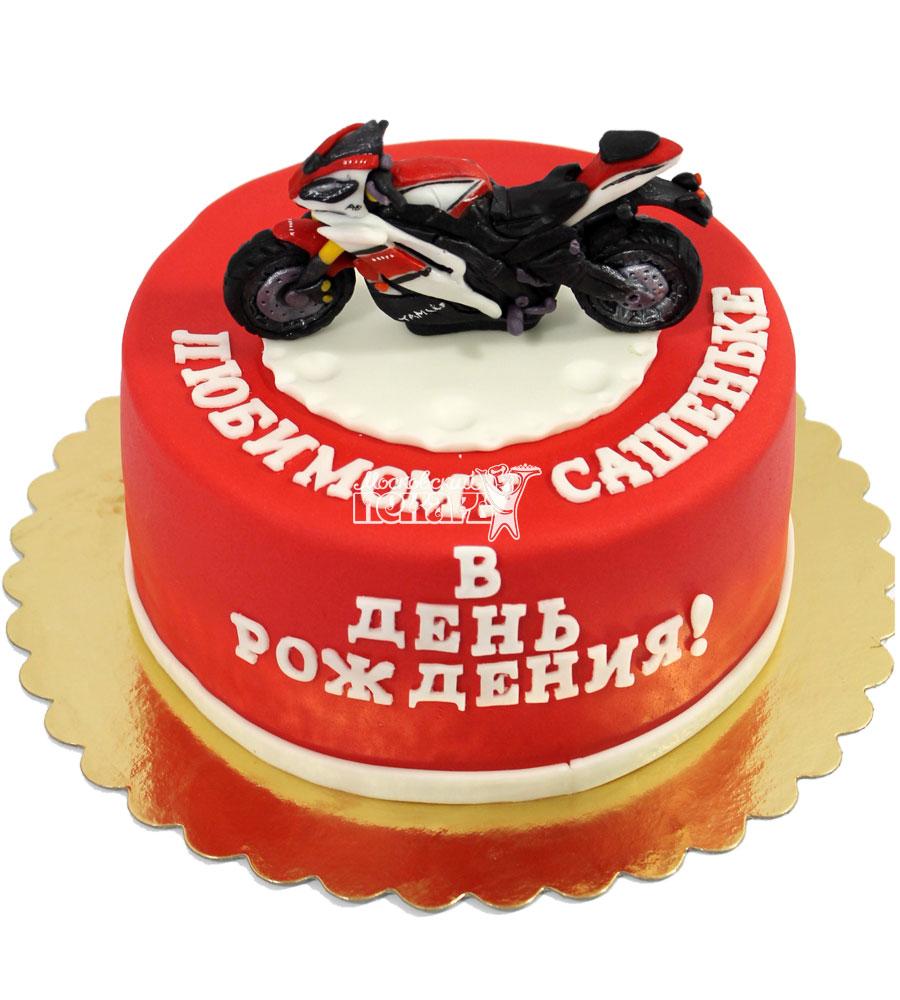 №1843 Торт мотоцикл