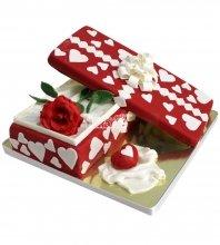 №1854 Торт подарок