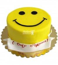 №1856 Торт улыбка