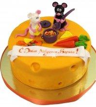 №1859 Торт с мышками