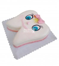 №1898 3D Торт на 1 зубик
