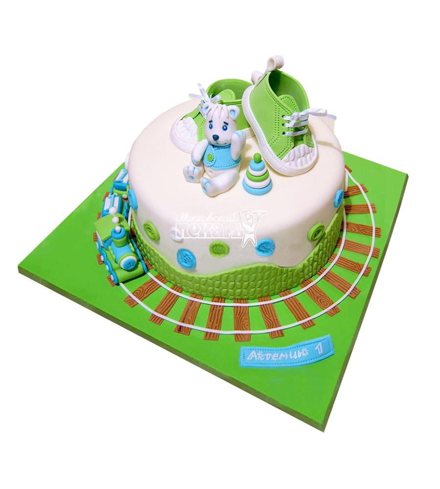 №1907 Детский торт на 1 годик