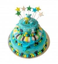 №1909 Детский торт на 1 годик
