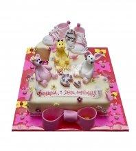№1910 Детский торт на 1 годик