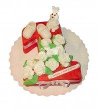 №1912 Детский торт на 1 годик