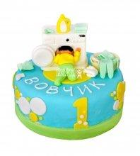 №1913 Детский торт на 1 годик