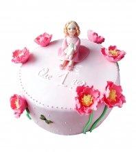 №1914 Детский торт на 1 годик
