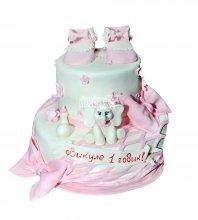 №1916 Детский торт на 1 годик